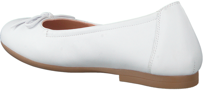 Witte UNISA Ballerina's CRESY  - large