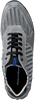 Zwarte FLORIS VAN BOMMEL Sneakers 16223  - small
