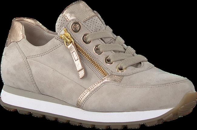 Beige GABOR Lage sneakers 035  - large