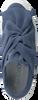 Blauwe BRONX Slip-on sneakers  65913  - small