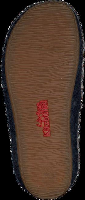 Blauwe LIVING KITZBUHEL Pantoffels 3064  - large