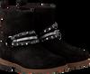 Zwarte CLIC! Lange laarzen 9245  - small
