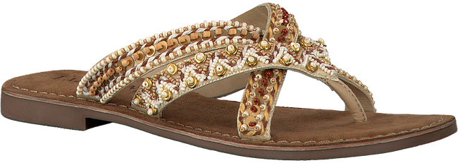 Beige LAZAMANI Slippers 75.526 - large