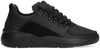 Zwarte NUBIKK Lage sneakers ROQUE ROYAL HEREN - small