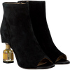 Zwarte KATY PERRY Enkellaarsjes KP0155  - small