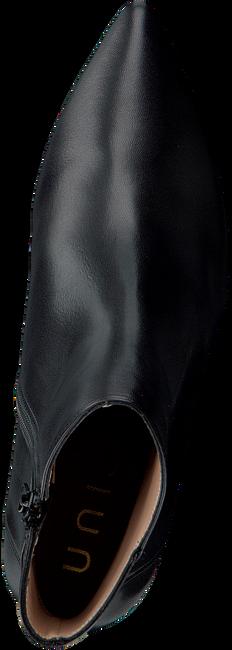 Zwarte UNISA Enkellaarsjes TILO  - large