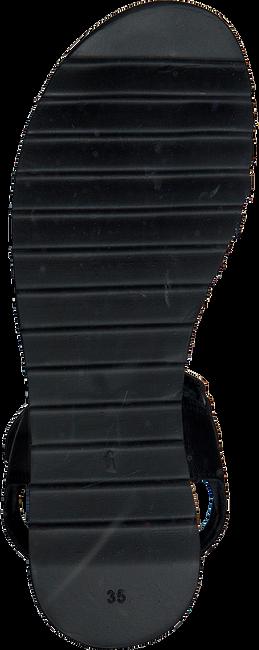 Zwarte HIP Sandalen H1860 - large