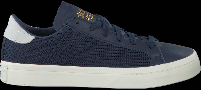 blauwe adidas schoenen dames