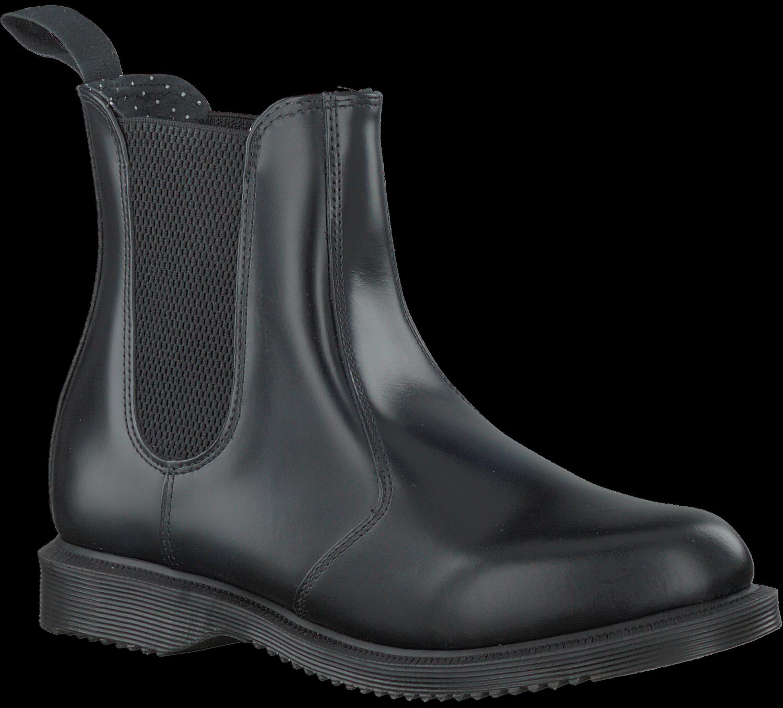 Omoda Boots Zwarte Martens Dr Chelsea Flora nl wqvXpHO