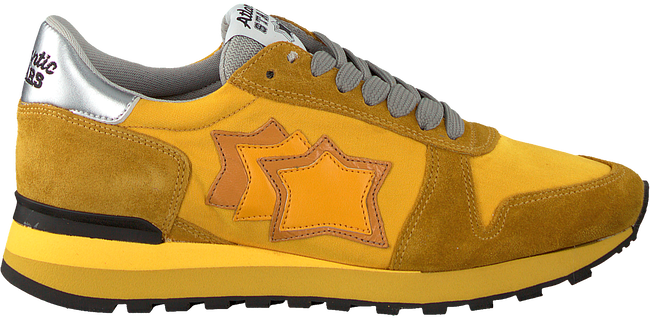 Gele ATLANTIC STARS Sneakers ALHENA  - large
