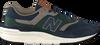 Blauwe NEW BALANCE Sneakers CM997  - small