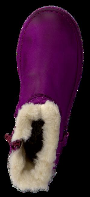 Paarse GIGA Lange laarzen 5691  - large