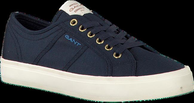 Blauwe GANT Sneakers ZOE  - large