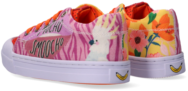 Roze GO BANANAS Lage sneakers GB_SMOOCHO-L  - large