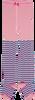 Roze LE BIG Sokken KYLIA TIGHT - small