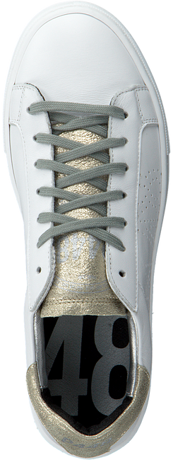 Witte P448 Lage sneakers THEA  - large