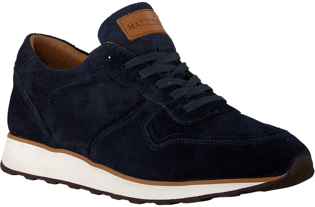 Blauwe MAZZELTOV Sneakers 8326  - large
