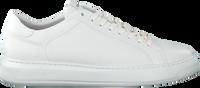 Witte BLACKSTONE Lage sneakers TG40  - medium