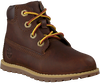 Bruine TIMBERLAND Veterboots POKEY PINE 6IN BOOT KIDS  - small