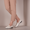 Witte LEMARÉ Loafers 2419 - small