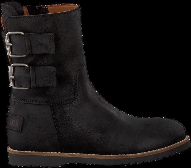 Zwarte SHABBIES Hoge laarzen 182-0201SH - large