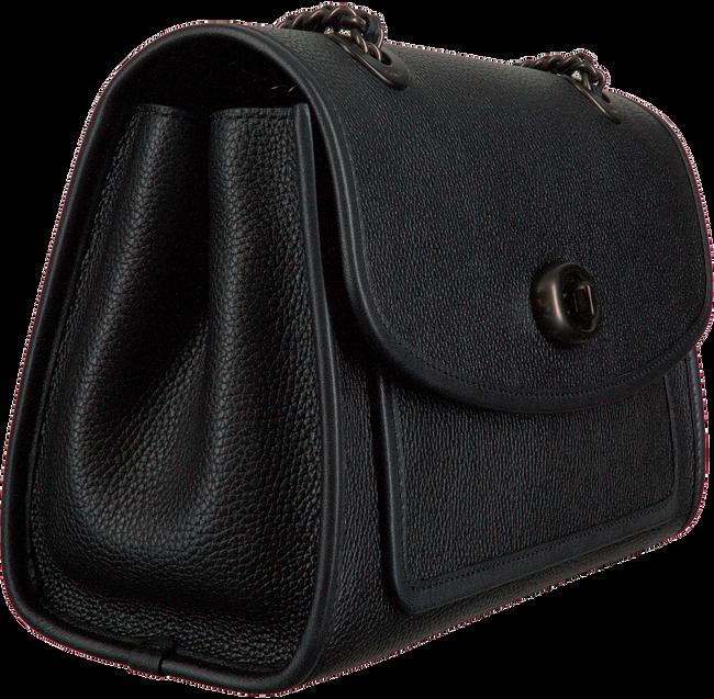 Zwarte COACH Schoudertas PARKER SHOULDER BAG  - large