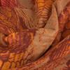 Oranje I LOVE MY MOMENT Sjaal BETSY - small