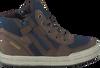 Bruine GEOX Sneakers J64A4B  - small