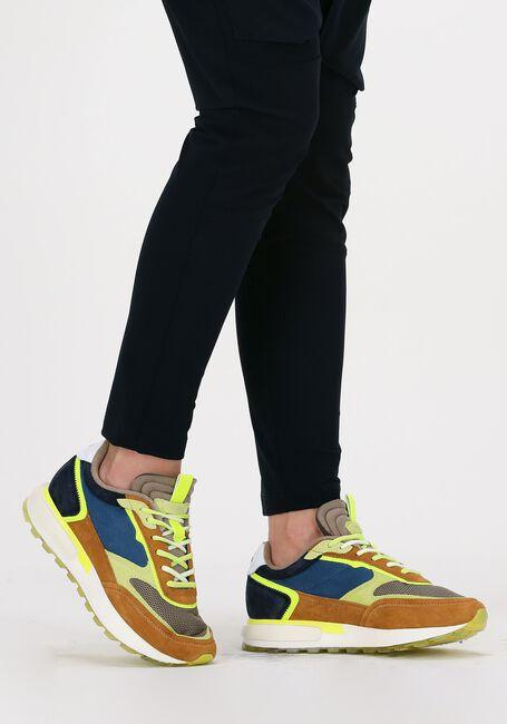 Gele THE HOFF BRAND Lage sneakers HELA WOMAN  - large