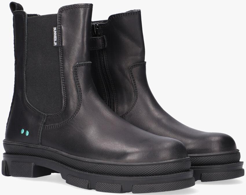 Zwarte BUNNIES JR Chelsea boots TATUM TWIST  - larger