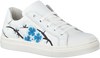 Witte SIMONE MATHIEU Sneakers 1543  - small
