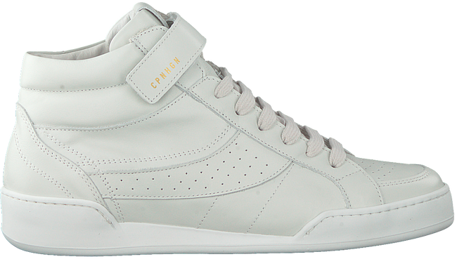 Grijze COPENHAGEN STUDIOS Hoge sneaker CPH418  - large