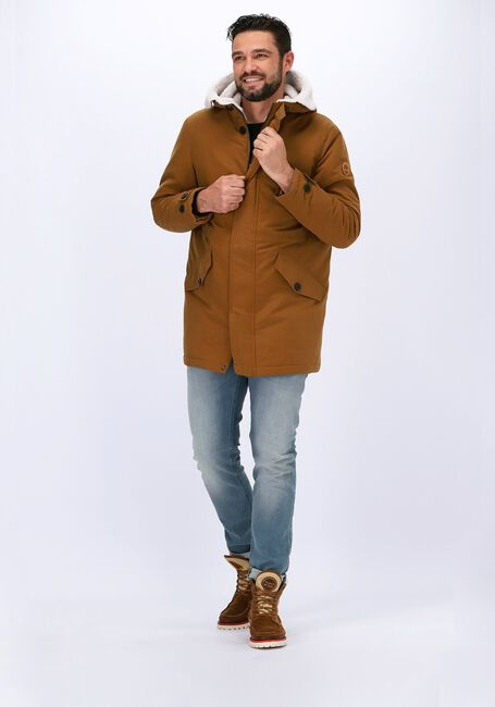TIMBERLAND MT KELSEY FISH TAIL PARKA - large
