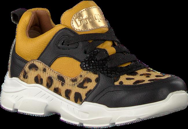 Gele BRAQEEZ Sneakers RENEE RUN  - large