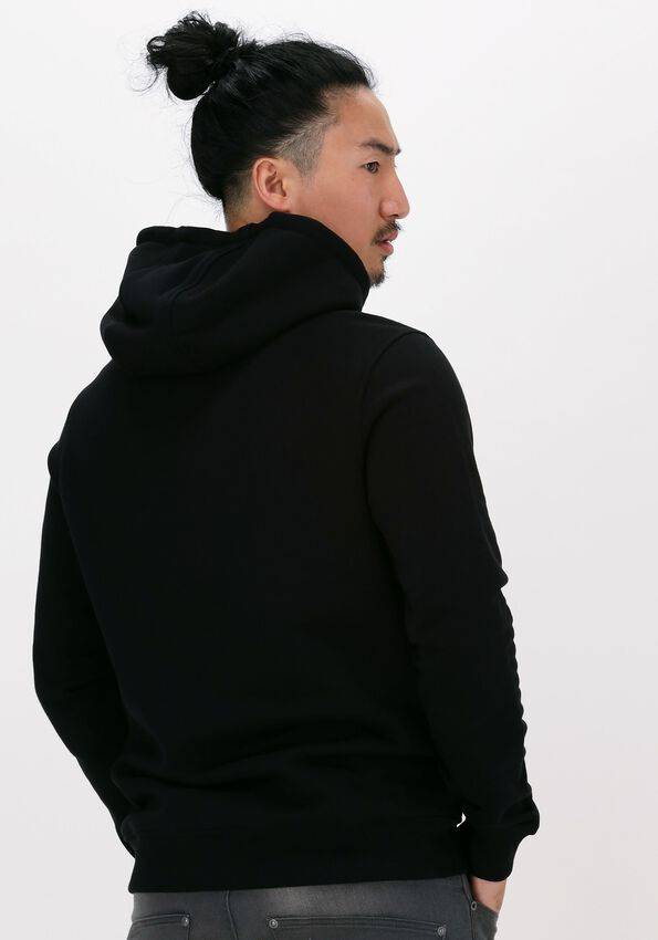 Zwarte GENTI Sweater J4025-3229 - larger