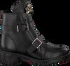 Zwarte BRONX Biker boots 47012  - small