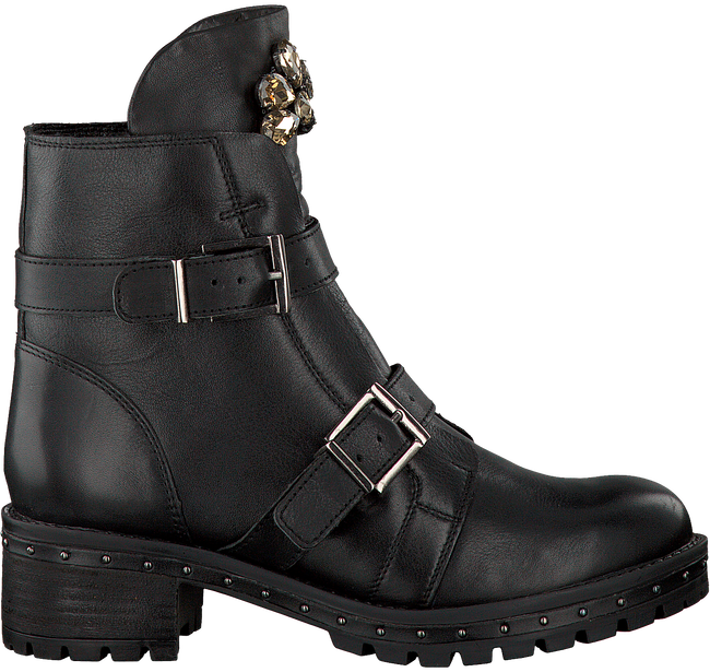 Zwarte BRONX Biker boots 47012  - large