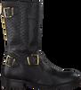 Zwarte HIP Lange laarzen H1263  - small
