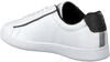Witte LACOSTE Lage sneakers CARNABY EVO 120 - small