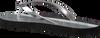 Zilveren MICHAEL KORS Slippers MK FLIP FLOP  - small