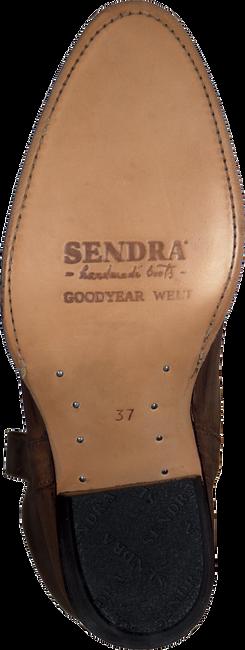 Cognac SENDRA Cowboylaarzen 7025 DEPLUS  - large