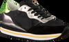 Zwarte CRIME LONDON Sneakers DYNAMIC  - small