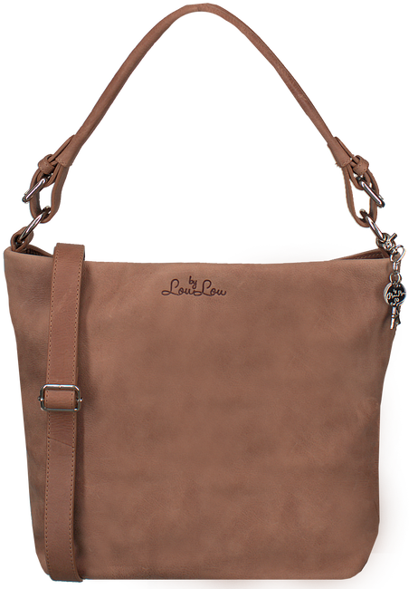 Bruine BY LOULOU Shopper 20BAG18S - large