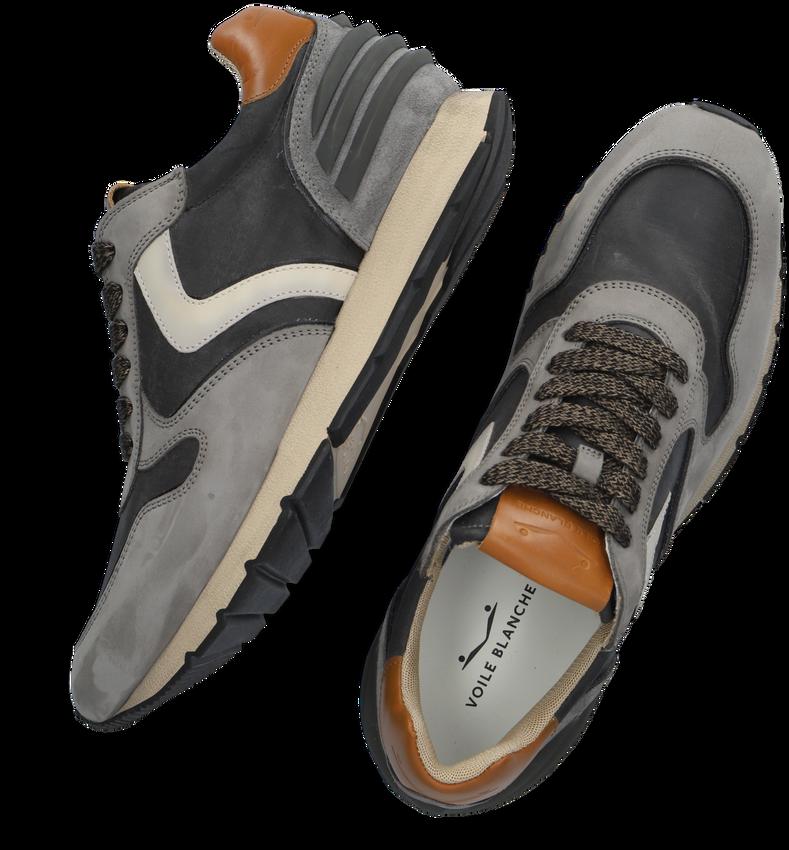 Grijze VOILE BLANCHE Sneakers LIAM POWER  - larger