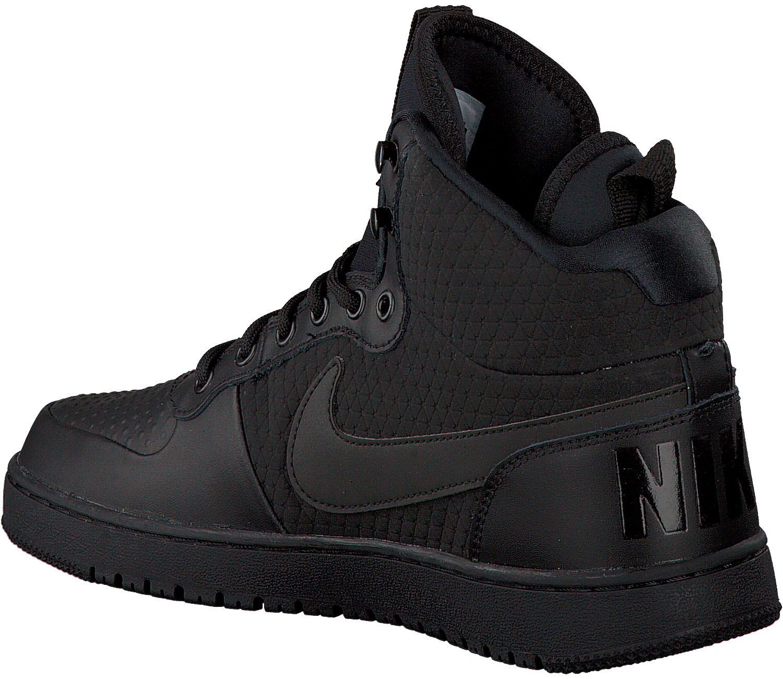 7853dd0f265 Zwarte NIKE Sneakers COURT BOROUGH MID WINTER. NIKE. -20%. Previous
