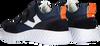 Blauwe BRAQEEZ Lage sneakers FELIX FARO  - small