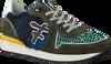 Groene FLORIS VAN BOMMEL Sneakers 16241  - small