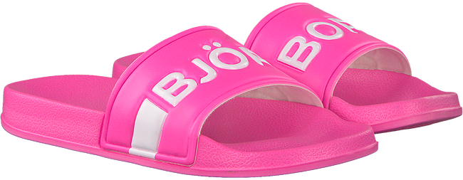 Roze BJORN BORG Slippers HARPER 1 K - large