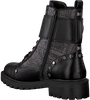 Zwarte GUESS Veterboots HEATHIRE/STIVALETTO  - small