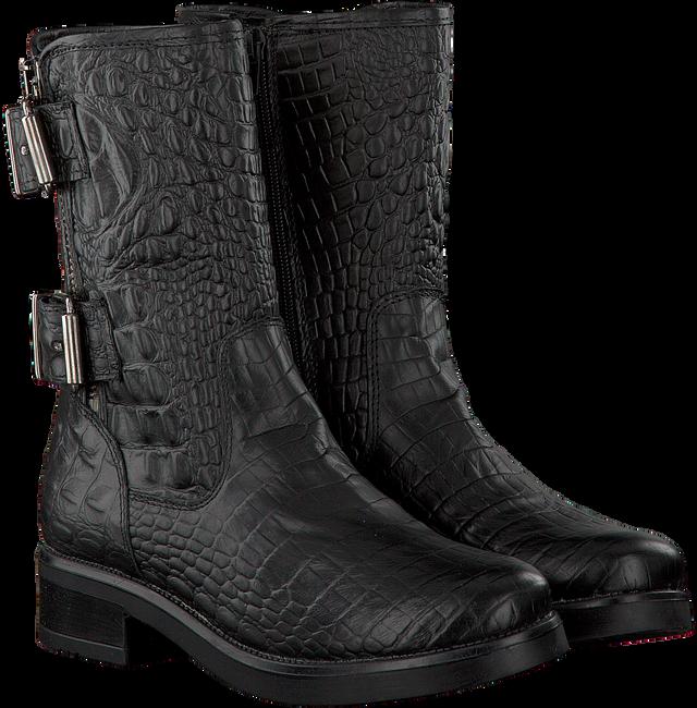 Zwarte OMODA Biker boots R13233  - large